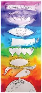 stempelkaart Claire Wisdom 2013